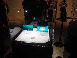 The coveted Nintendo 3DS prototype...