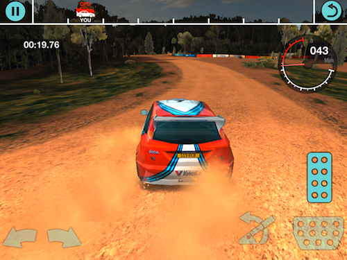 Colin McRae Rally may not be the prettiest thing out there, but it still delivers terrific gameplay.