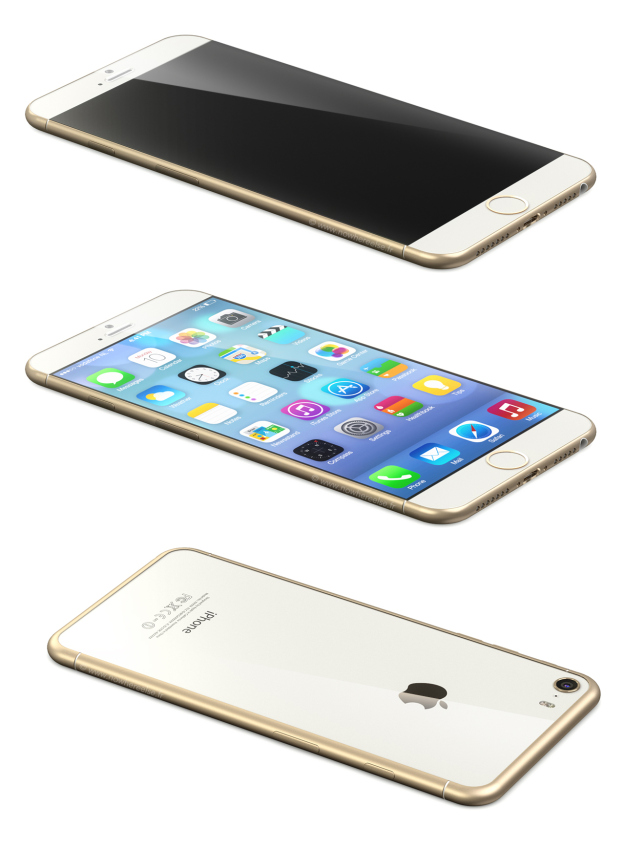 Fresh renders of the thin and wide iPhone 6 look phabulous