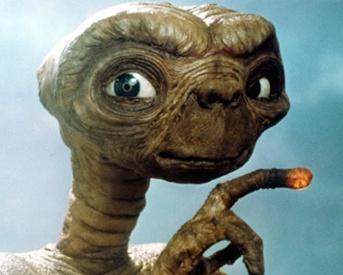 'ET' FILM - 1982