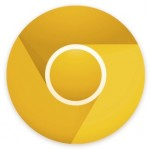 Chrome canary logo