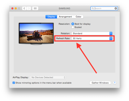 Yosemite's 4K support is pretty poor - Jason O'Grady