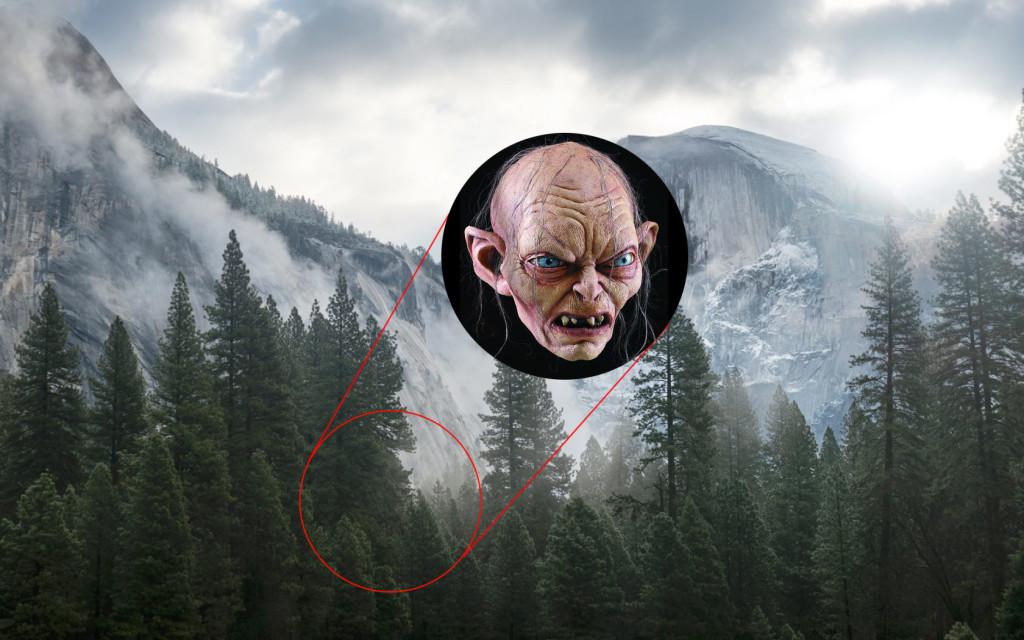 Yosemite Tree Spirit