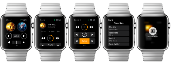 DJ from your wrist with djay 2 for iPhone - Jason O'Grady