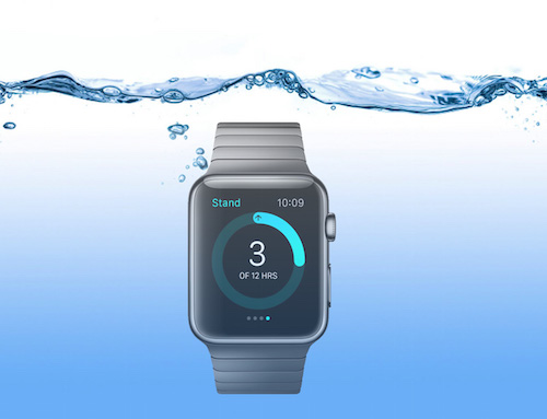 applewatchinwater