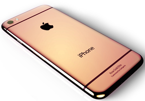 The Rumor Mill Is Humming About Next Gen IPhone For 2015 So Far There Are Rumors Of A Rose Gold Casing Color Similar To Apple Watch Edition