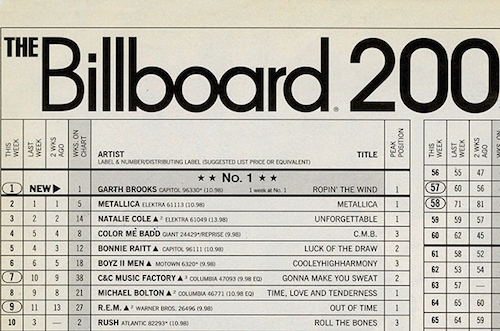 Apple music data added to billboard 200 chart system o grady s