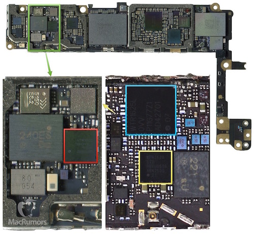 iphone6slogicboard