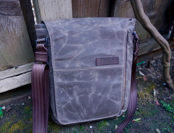 Waterfield's Field Muzetto bag