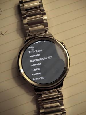 Huawei watch - O'Grady edition.
