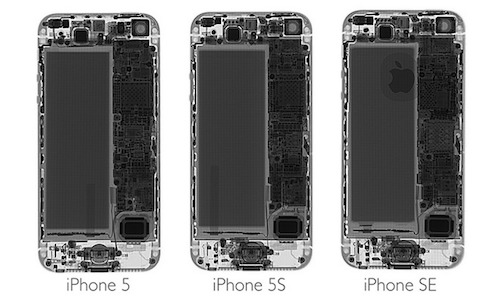 iphoneseteardown