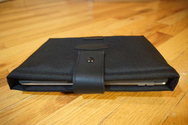 Waterfield/Peralta Scarlett sleeve for iPad Pro 9.7-inch