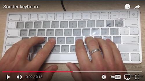 sonderkeyboard