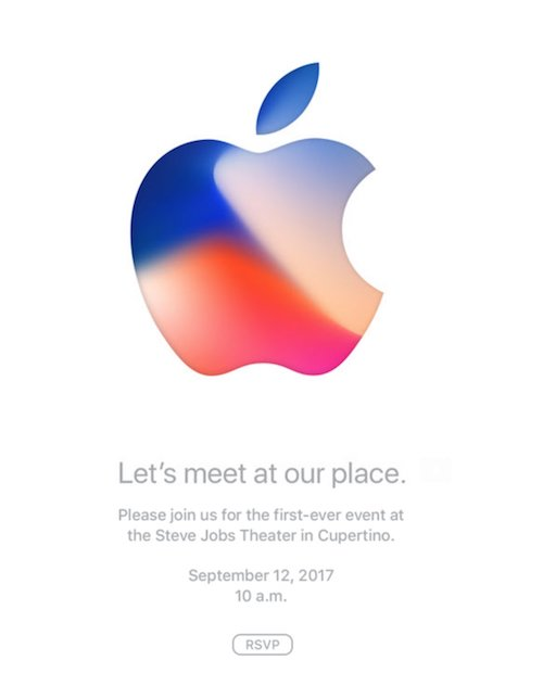 Apple confirms September 12th media event, sends out official invitations