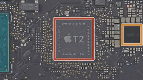 """Rumor: Apple working on """"at least three"""" updated Mac models with custom co-processors"""