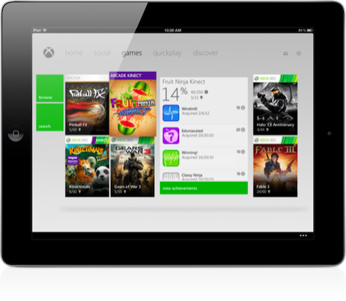 Microsoft looking to bring Xbox Live access to Nintendo